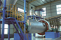 LHM Superfine Ball mill Production Line