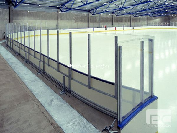 Ice Rink Barriers