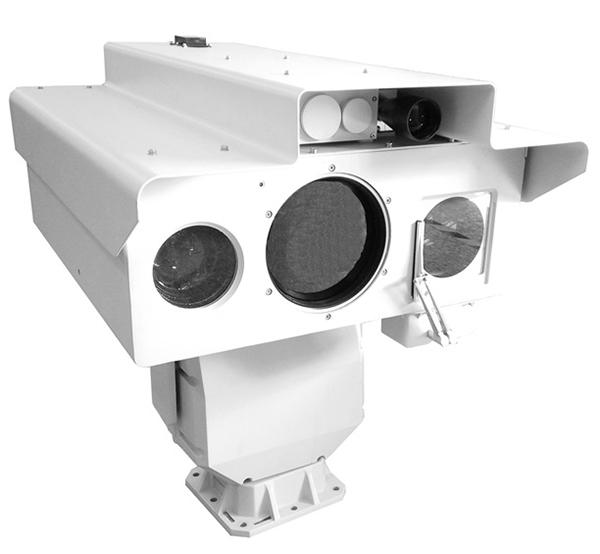 FS-UL4120HR215-LRF10-HD       High Definition Multi-sensor Day&Thermal&Laser Monitoring System