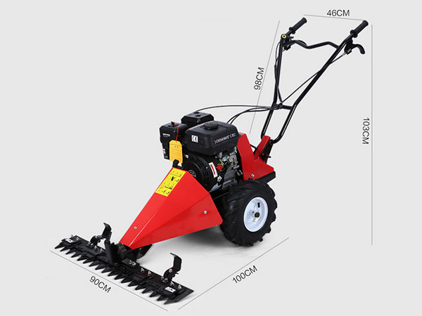 Self-propelled Gasoline Engine Grass Trimmer/ Lawn Mower