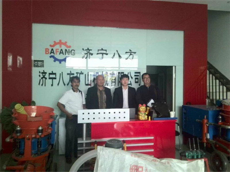 Warmly Welcome  Indonesia Merchants to Visit BaFang Group For Procurement
