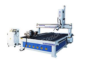 rotary cnc plasma metal cutting machine