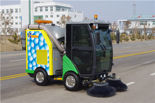 CHD5021TSL Compact Road Sweeper ( Diesel engine )