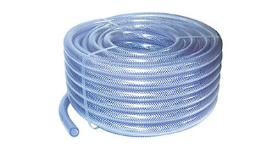 pvc textile braid hose