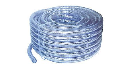 pvc textile braid hose
