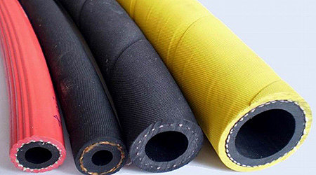 Rubber Air-Water Hose