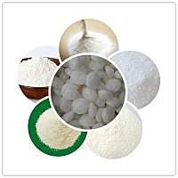 Environmental degradable damping packaging materials production line