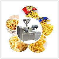Cheetos kurkure niknak production Line