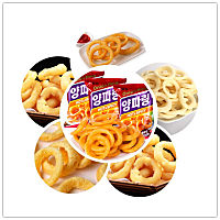 onion ring,bugles 2D,3D pellet snack production line